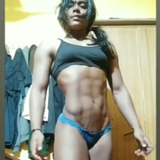 16 years old Fitness girl Suprity Posing